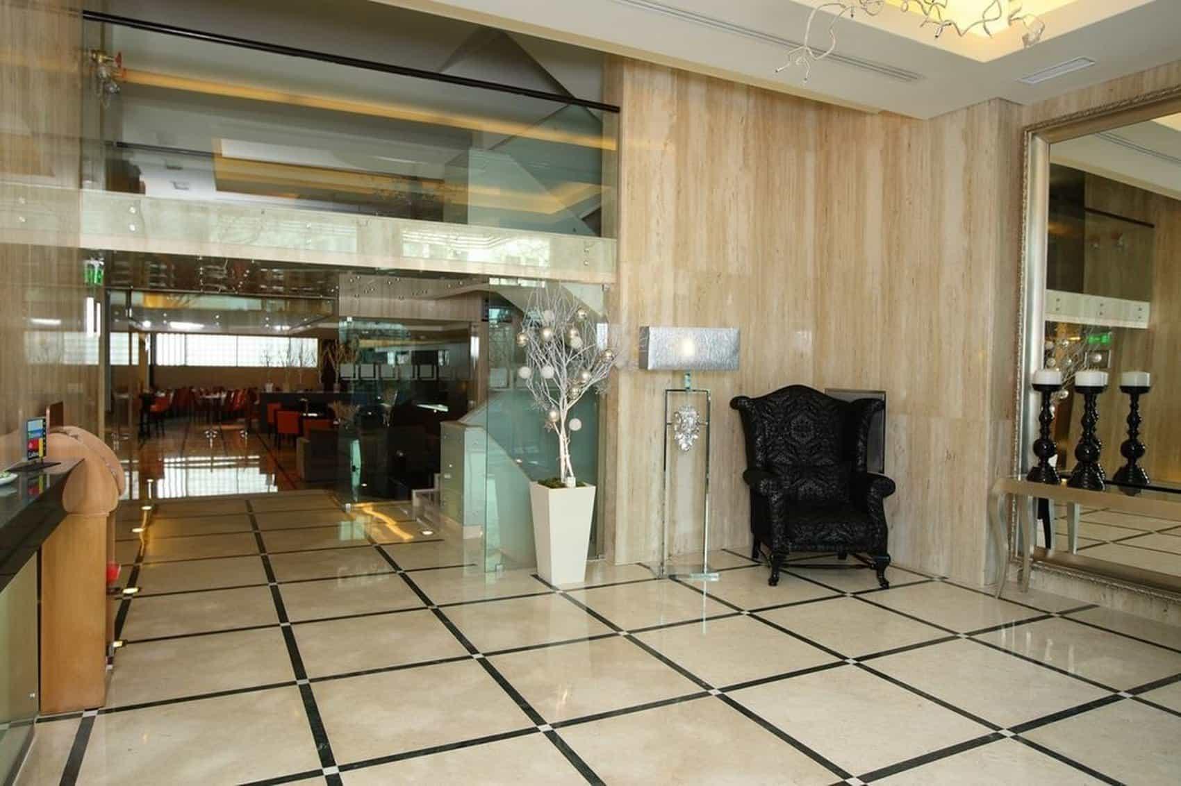 Turim Alameda Hotel Review: Lisbon, Portugal