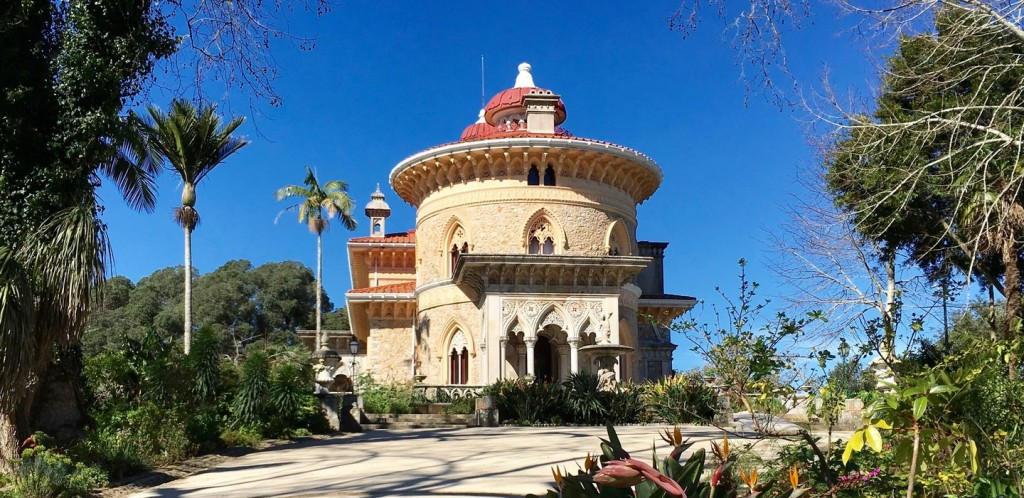 Visiting Monserrate Palace in Sintra, a charming Portuguese Palace