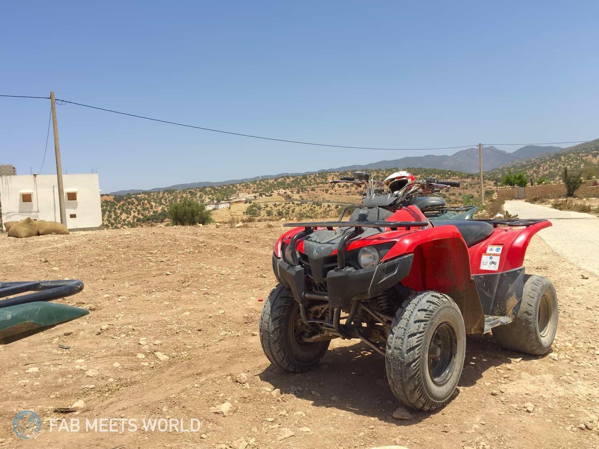 Quad biking & jet skiing in Agadir, Morocco (Video)