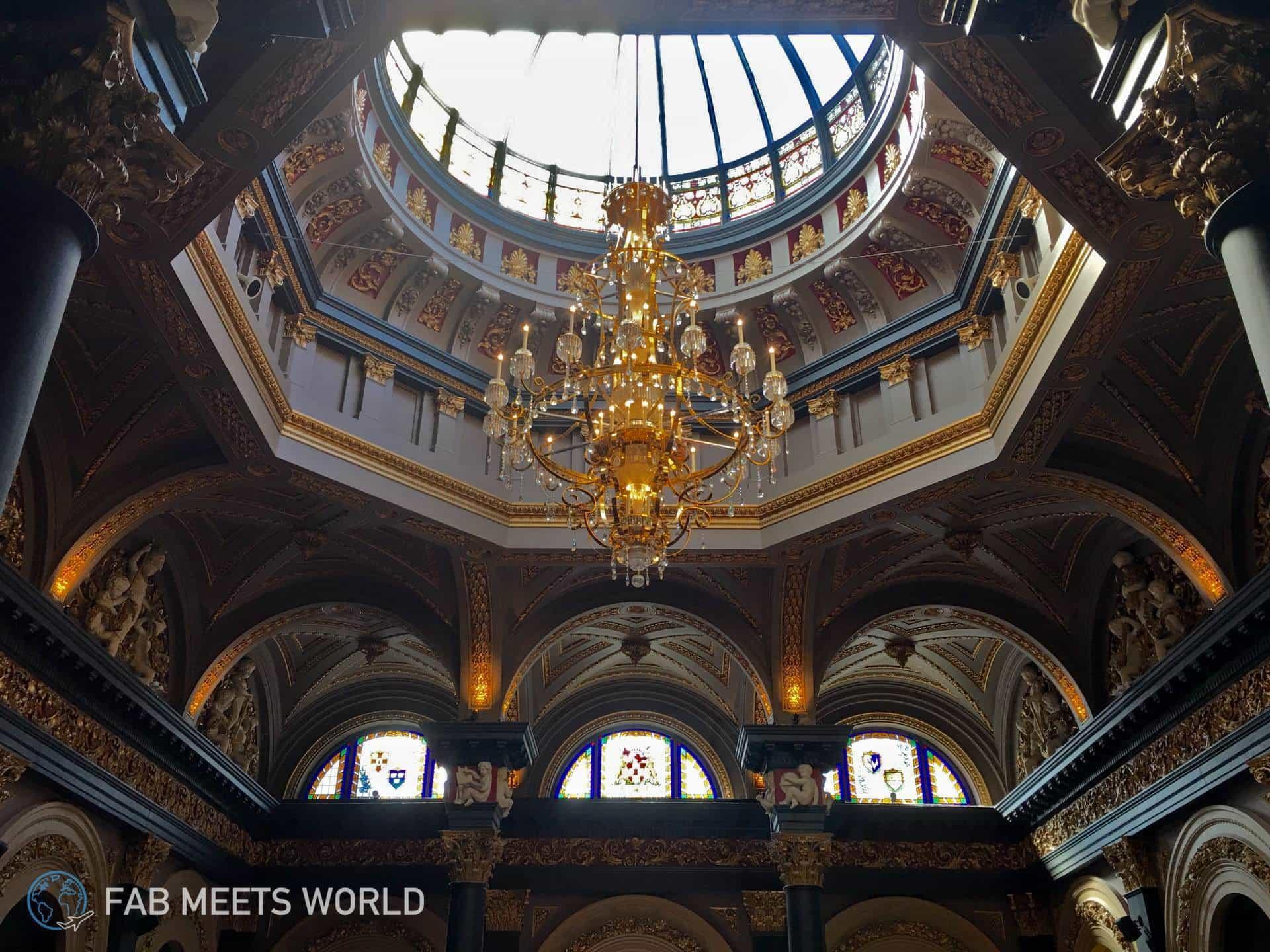 The Merchant Hotel Review: Belfast, Northern Ireland