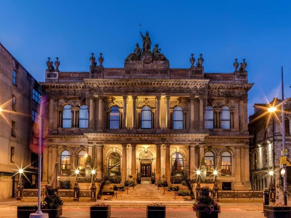 The Merchant Hotel room tour: Belfast, Northern Ireland