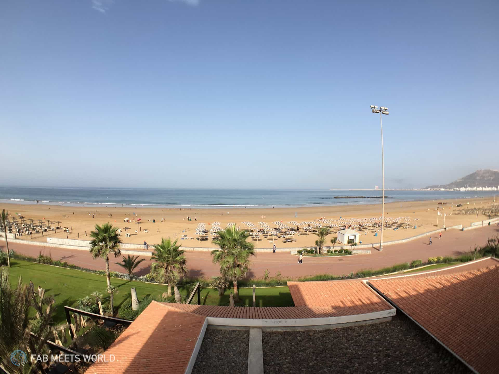 What they don't tell you about the weather in Agadir, Morocco