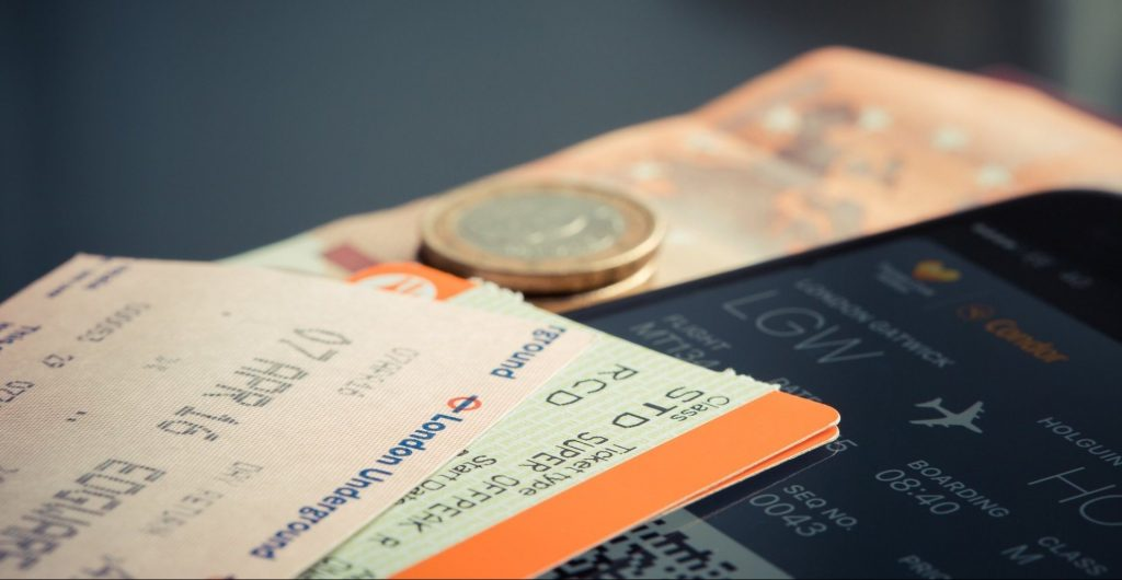 The convenience of travelling with eTickets & digital payments