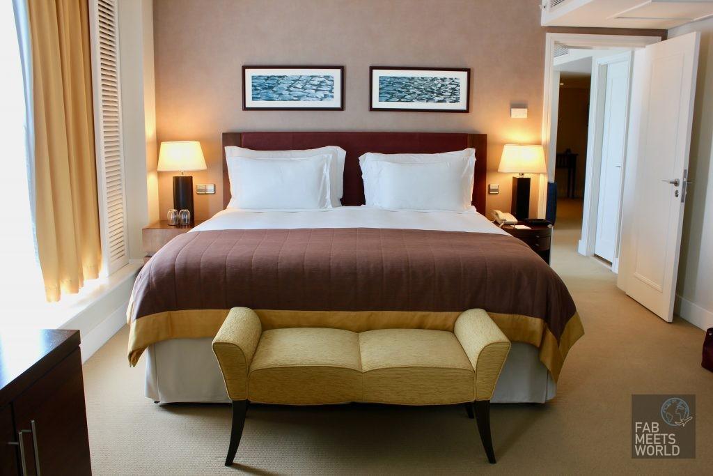 Corinthia Hotel Lisbon: Room tour of the grand Ambassador Suite