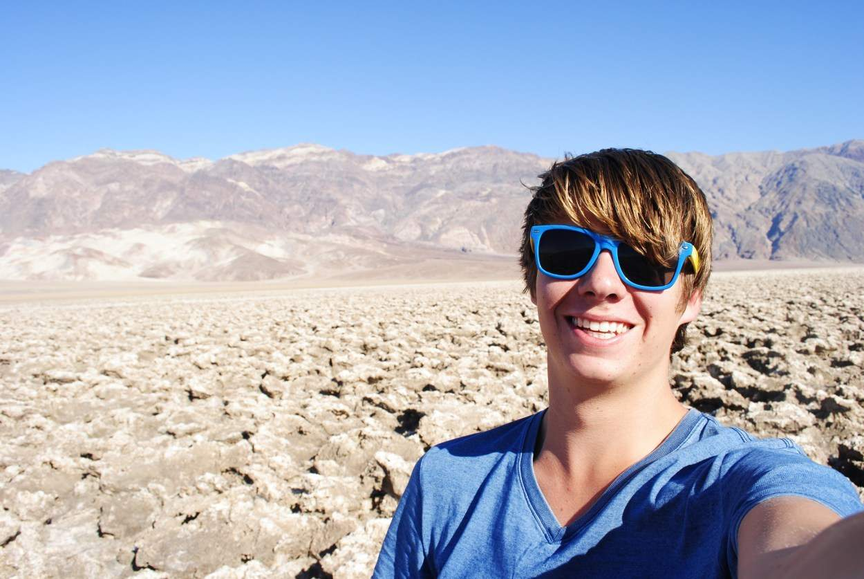 Travel blogger interview: Luke Marlin from Backstreet Nomad